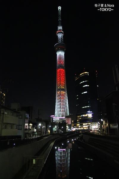 晴空塔-世界第二高的基地台
