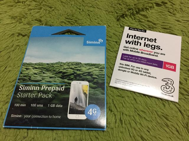 Image result for siminn prepaid starter pack""