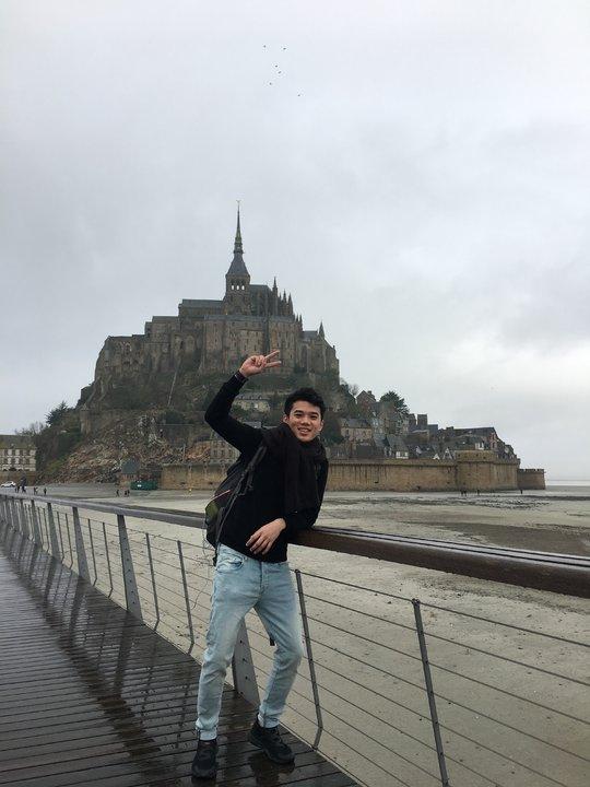 Mont saint michel for Appart hotel fleurdumont