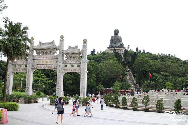 【香港閒遊】大嶼山一天遊 天壇大佛、寶蓮禪寺、心經簡林