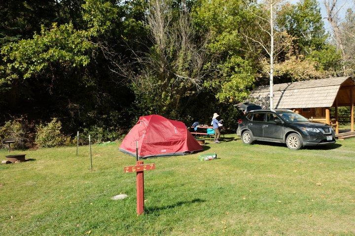 2017秋季美西自助旅行露營地