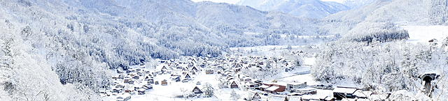 雪国合掌村+三鹰宫崎骏+浅草雷门+秋叶原+东京铁塔