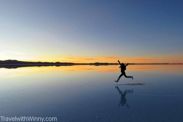 【環遊世界第十七站】烏尤尼鹽湖 Uyuni の 天空之鏡- 攝氏零下最美的日出