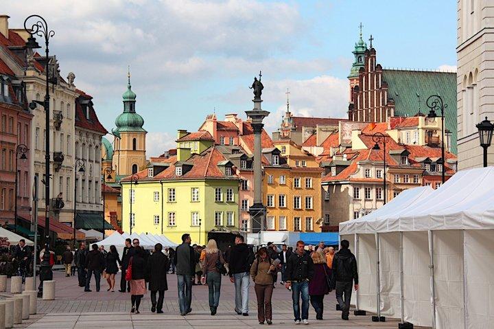 蕭邦的華沙 / Warszawa Chopina