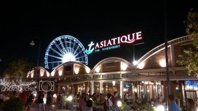 推荐土产店 @ Asiatique the Riverfront
