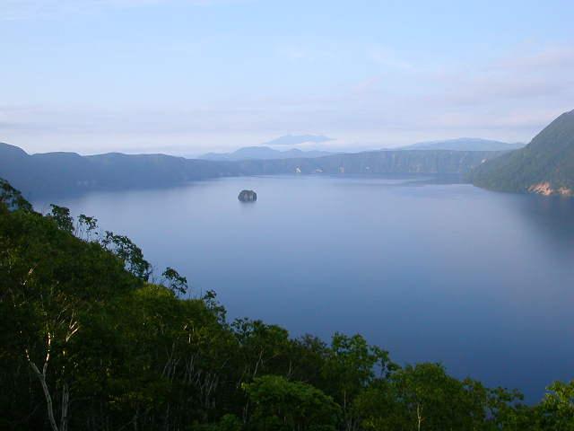 [北海道-道东]神秘的摩周湖