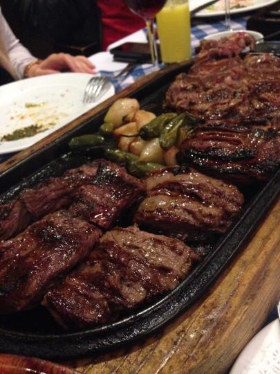 best steak-arranchera