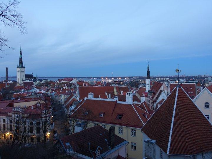 Tallinn - Old Town 4