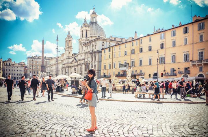 Piazza Navona-納沃納廣場