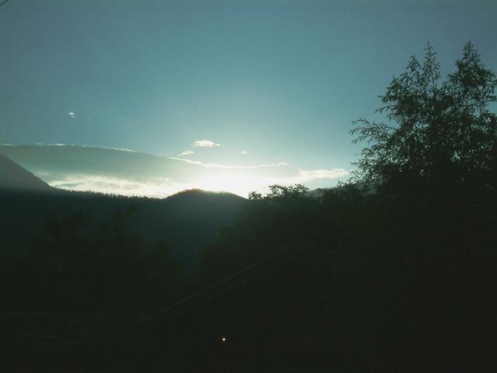 哈巴雪山1