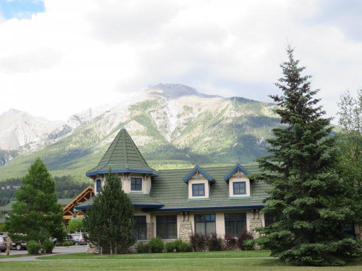 美麗回憶之六-Canmore, Alberta