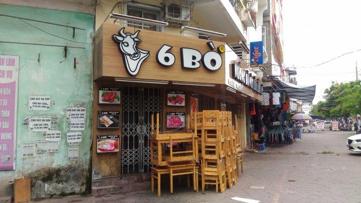 這家店老闆一定懂中文.....Hanoi,Vietnan