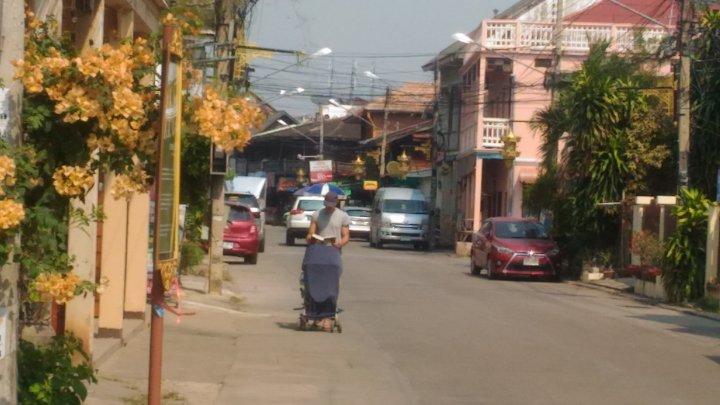這太誇張了吧......Lampang,Thailand