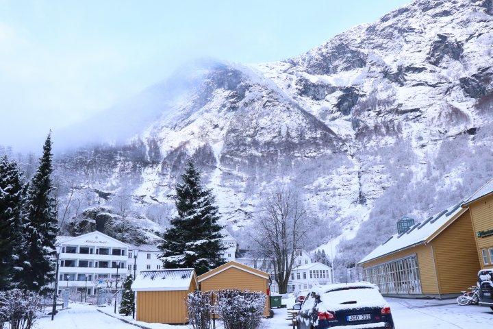 Flam. Norway