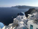 一个月环游欧洲7国之希腊Santorini