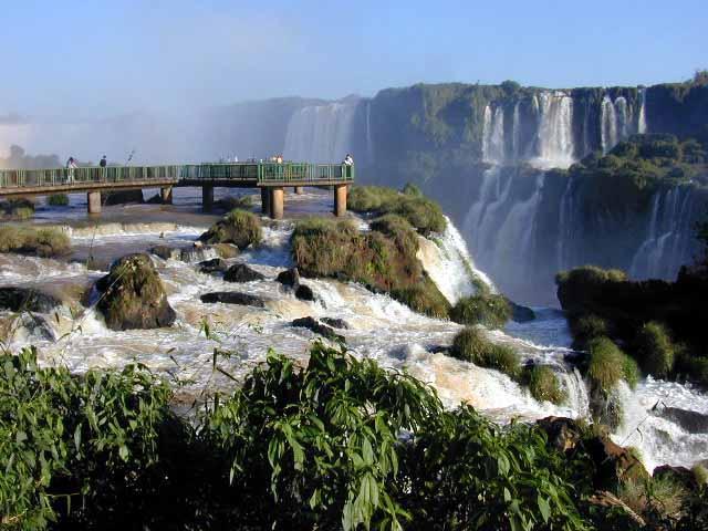 [巴西]Iguazu Falls