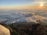富士山山顶