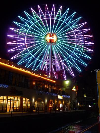 OKINAWA-美國村-越夜越美麗
