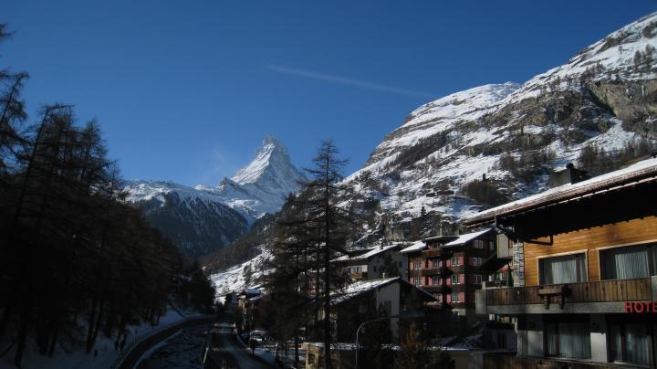 瑞士Matterhorn