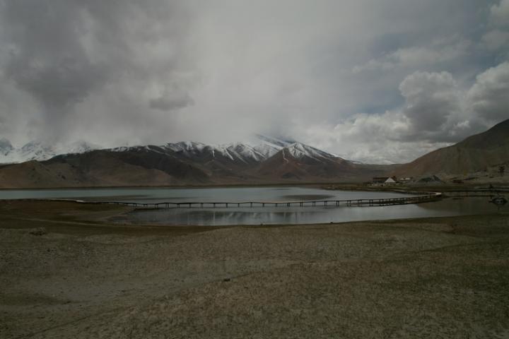 新疆---蘇岭聖湖