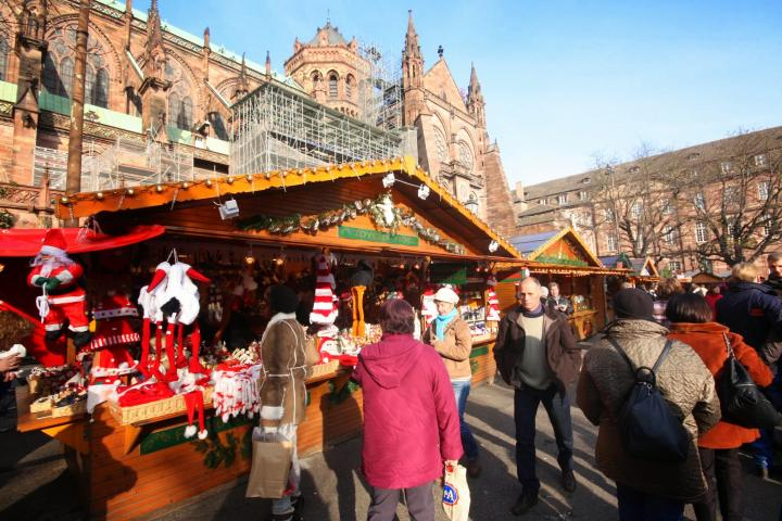 Strasbourg 聖誕市集
