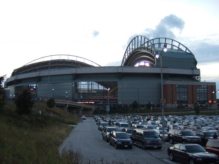 Milwaukee, WI-Miller Park (MLB Milwaukee Brewers)