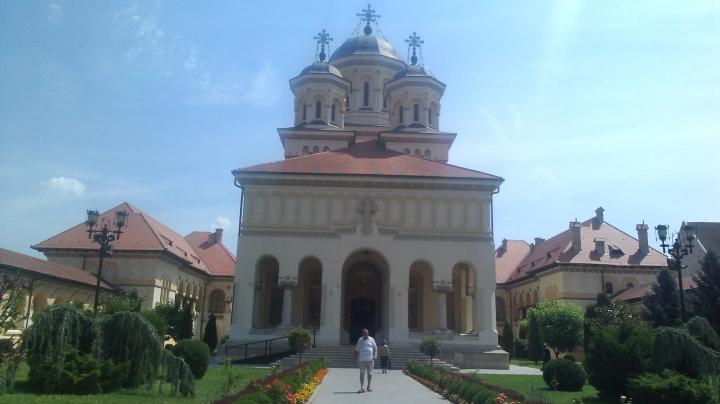 羅馬尼亞~阿爾巴尤利亞