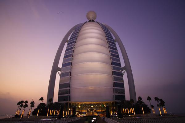 Dubai-帆船飯店