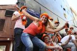 Queen's Day in AMS
