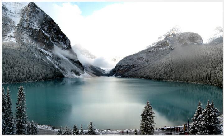 Lake Louis - Canada