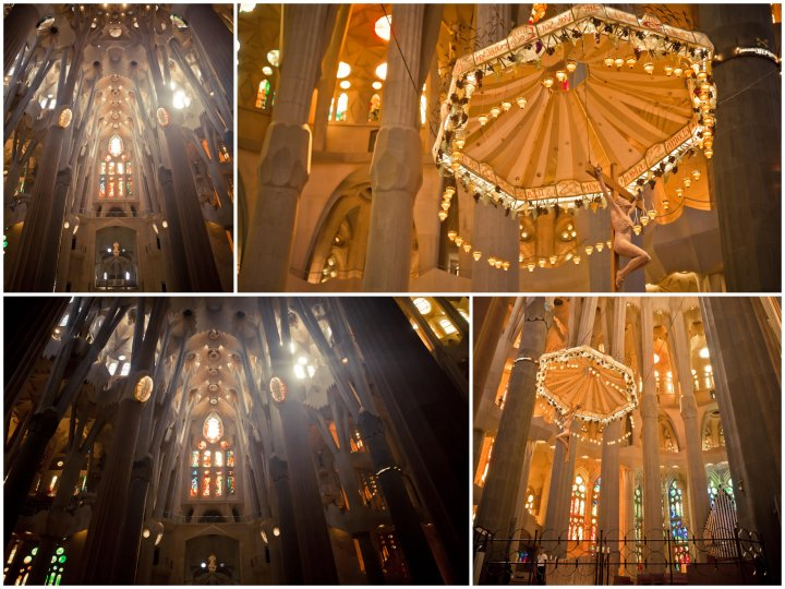 Sagrada Barcelona 巴塞隆拿