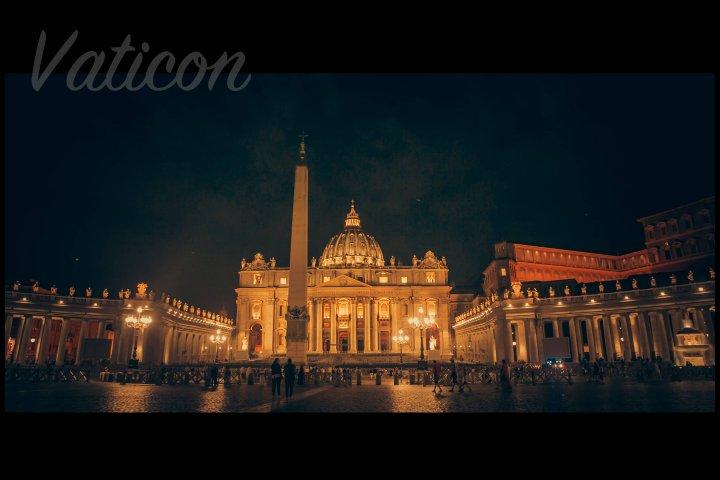 Vaticon 梵蒂岡