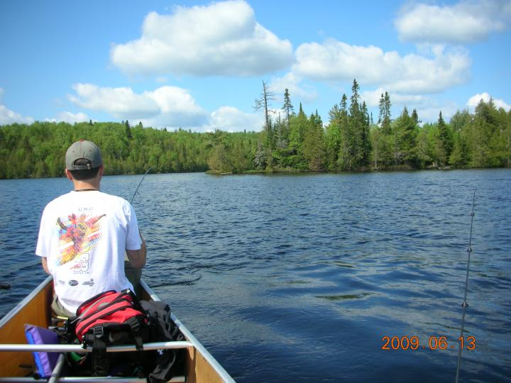 美國中西部 - Boundary Waters Canoe Area