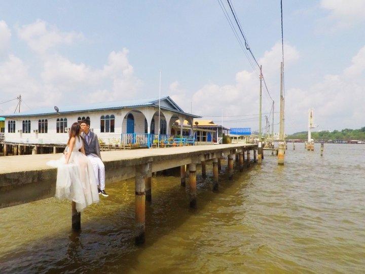 Water Village-Kampong Ayer