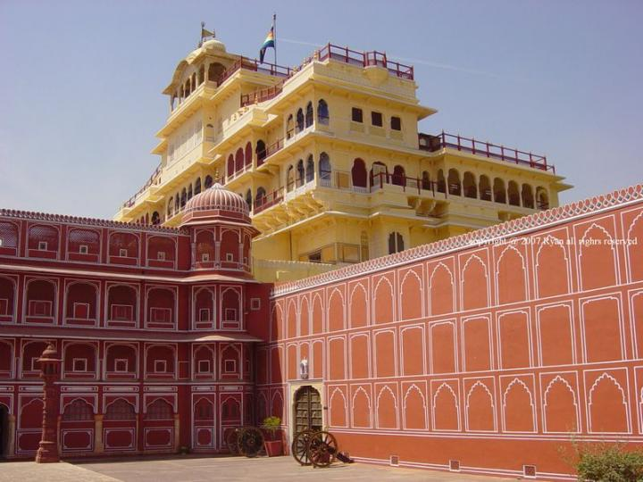 07.City Palace,Jaipur