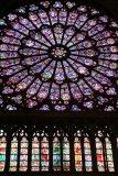 聖母院玫瑰花窗(2007年)