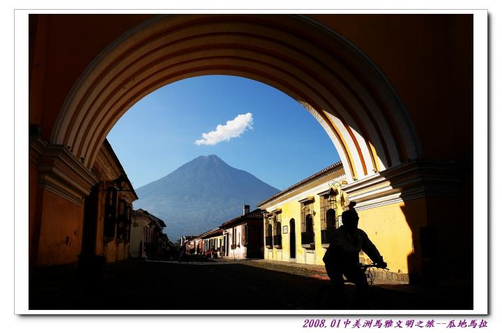 瓜地馬拉安提瓜Antiqua