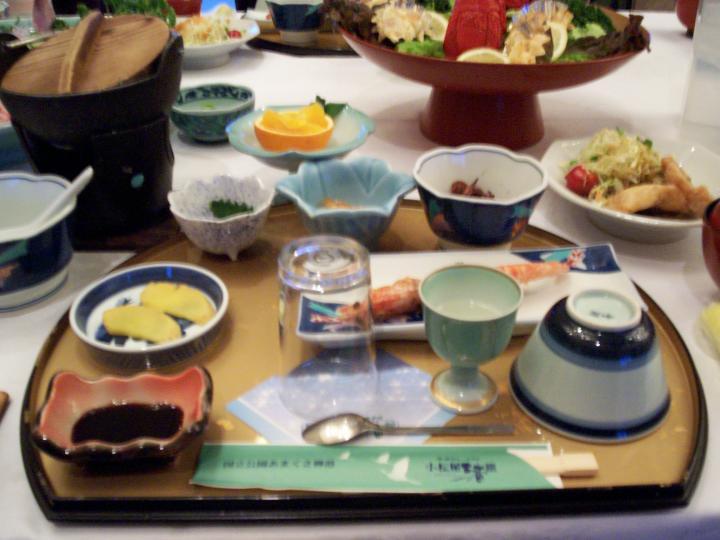 小松屋的晚餐