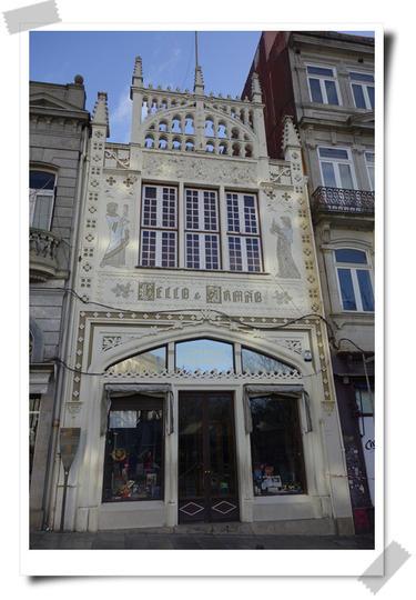 """【Porto】在世界最美的書店─""""萊羅書店""""拍到空景!!"""