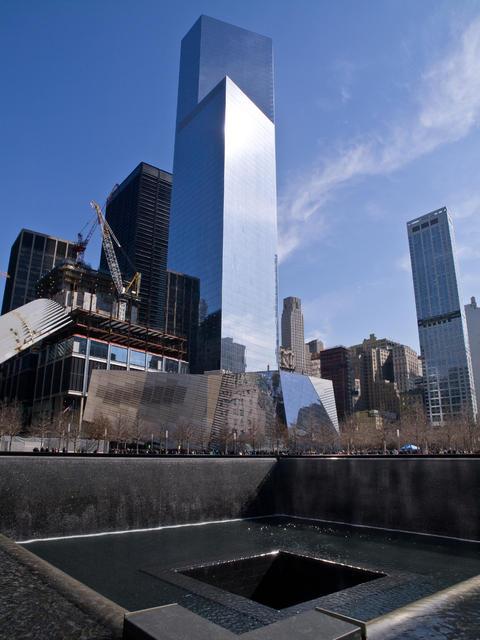 911紀念館